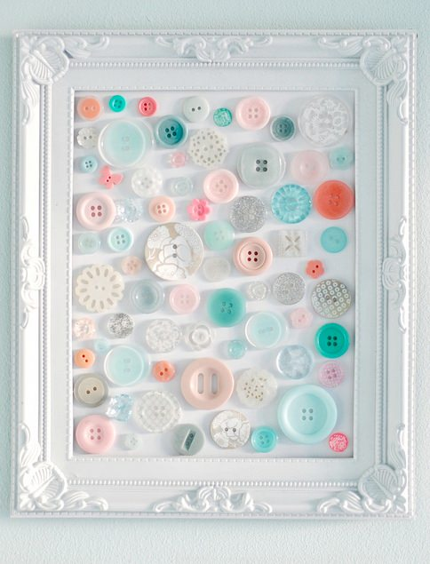 24 Fun Things To Make With Buttons Tip Junkie
