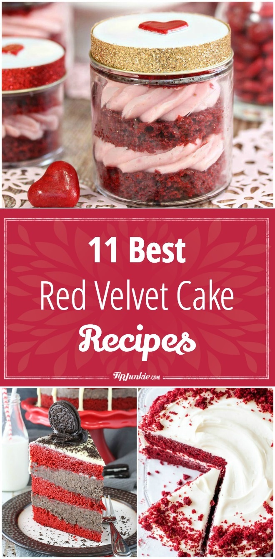 11 Best Red Velvet Cake Recipes Tip Junkie
