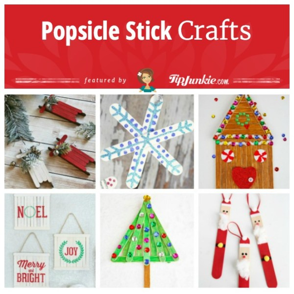 christmas ornaments popsicle sticks # 69