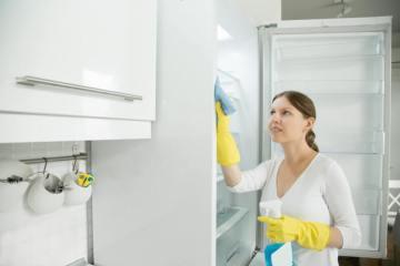 Afbeeldingsresultaat voor koelkast schoonmaken