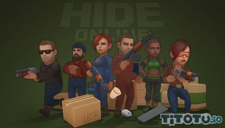 Hide Io Play For Free At Titotuio