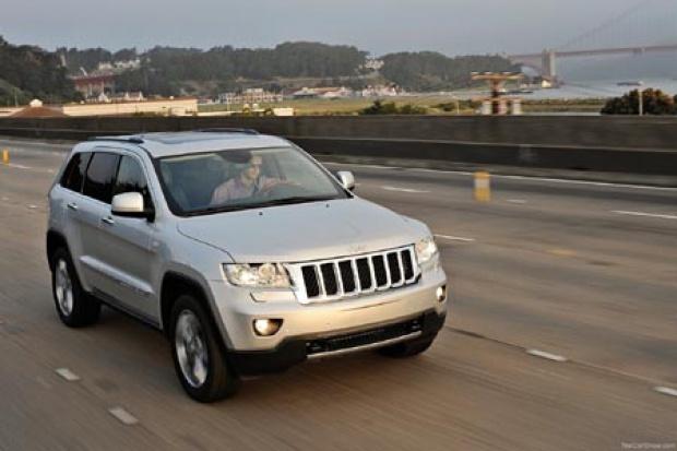 Jeep Akan Luncurkan Grand Cherokee Bermesin Baru