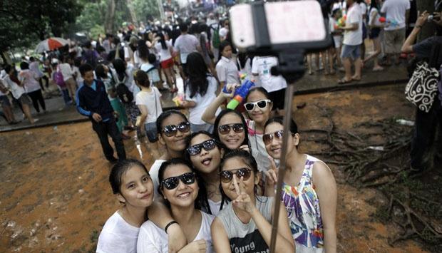 Survei: Orang Indonesia Gemar Ganti Ponsel 1-2 Tahun