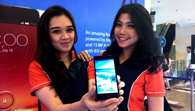 Akhir Tahun, Perangkat High End ZTE Sambangi Indonesia