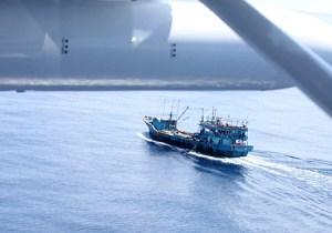 Lagi, TNI Tangkap Kapal Vietnam Ilegal di Natuna