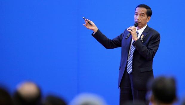 Jokowi Ngamuk Saat Pimpin Rapat Soal Investasi