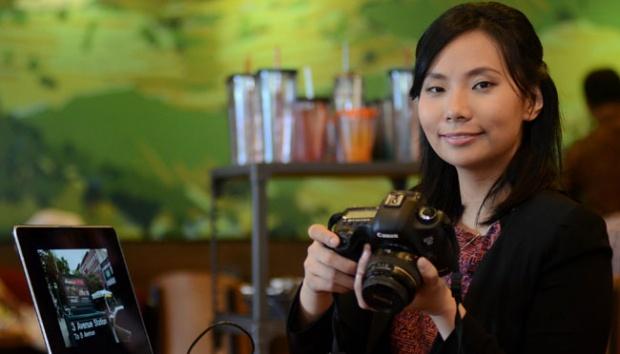 Livi Zheng Buat Film Baru di Amerika