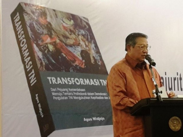 SBY: Kalau Ada yang Mau Kudeta, Saya Paling Depan Menolak!