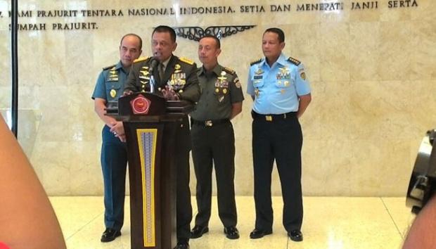 Panglima TNI kepada Tentara: Tidak Berpolitik dan Berbisnis