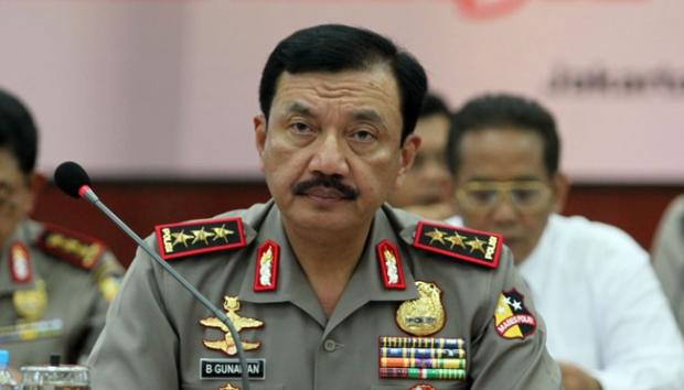 Presiden Resmi Usulkan Budi Gunawan sebagai Kepala BIN