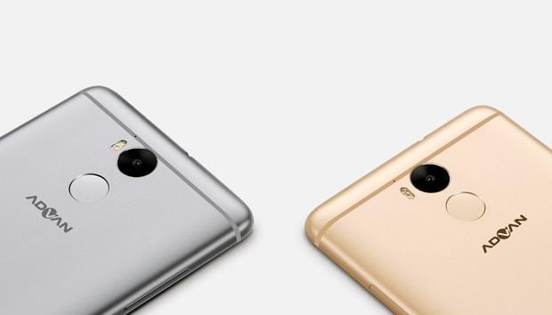 Ponsel Premium Advan G1 Gunakan Bodi Metal