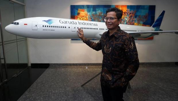Dirombak, Posisi Direktur Operasi di Garuda Indonesia Tak Ada