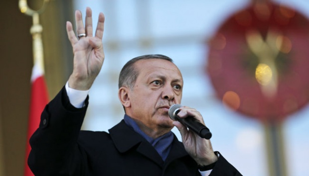 Terkait Gulen, Penasehat Perdana Menteri Turki Ditahan