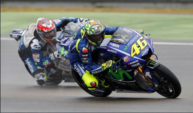 Jadwal MotoGP Jerman: Kemenangan di Belanda Tak Bikin Rossi Yakin