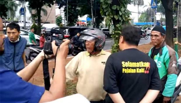 Lima Hari Razia di Trotoar, Polisi Jaring 5.644 Unit Sepeda Motor