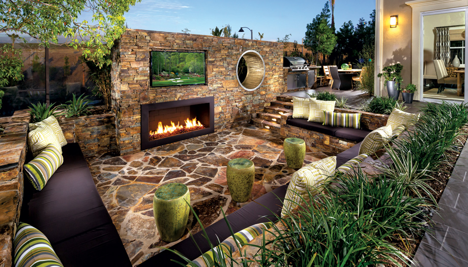 New Luxury Homes For Sale in Lake Forest, CA | Madison at ... on Fancy Outdoor Living id=44884