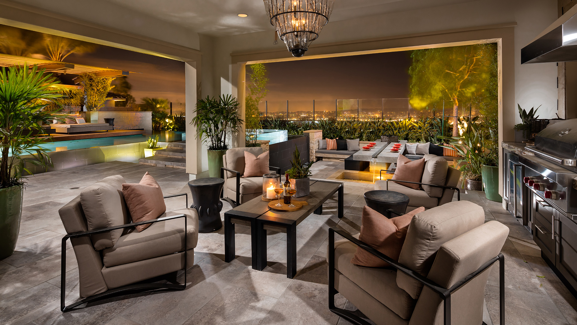 Irvine CA New Construction Homes | Solano at Altair on Fancy Outdoor Living id=19975