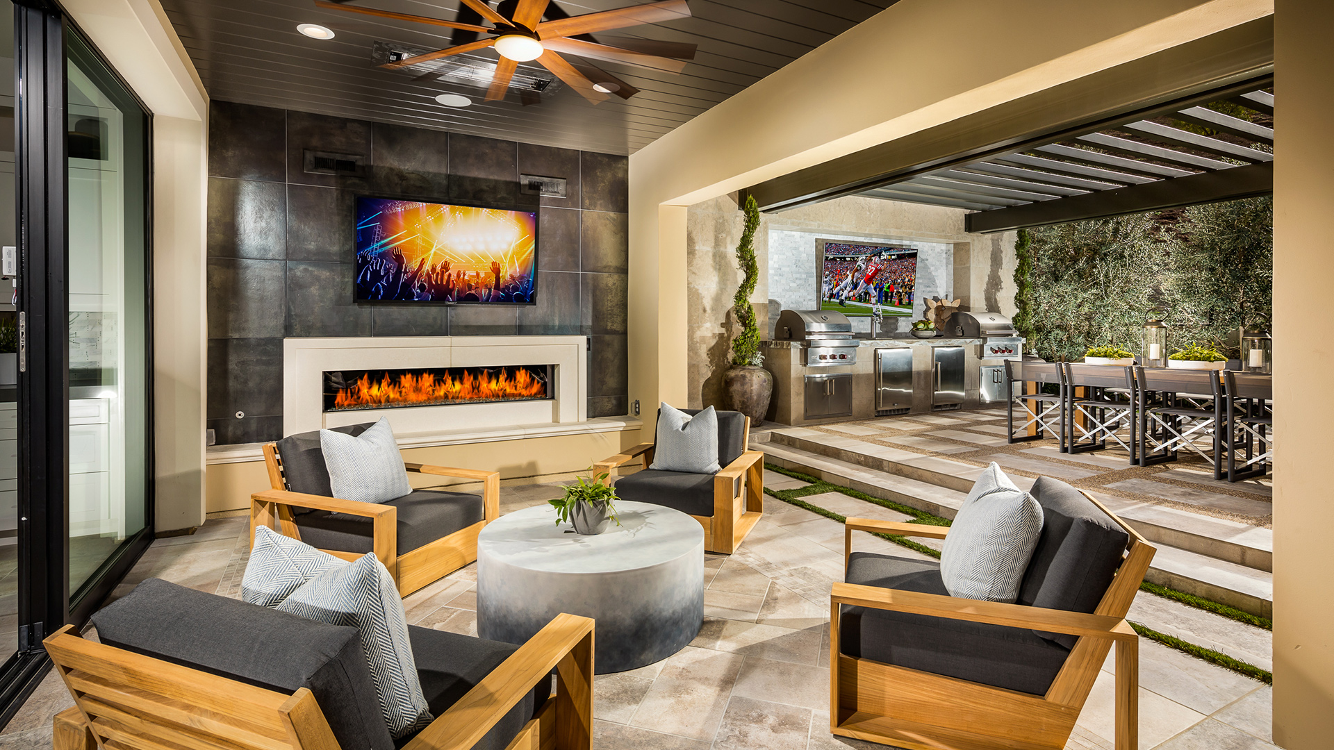 Irvine CA New Construction Homes | Solano at Altair on Fancy Outdoor Living id=85138