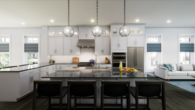 New Luxury Homes Near Yonkers