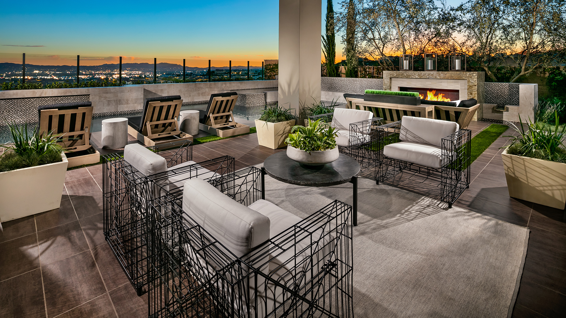 Westcliffe at Porter Ranch - Cascades Collection | The ... on Fancy Outdoor Living id=87196