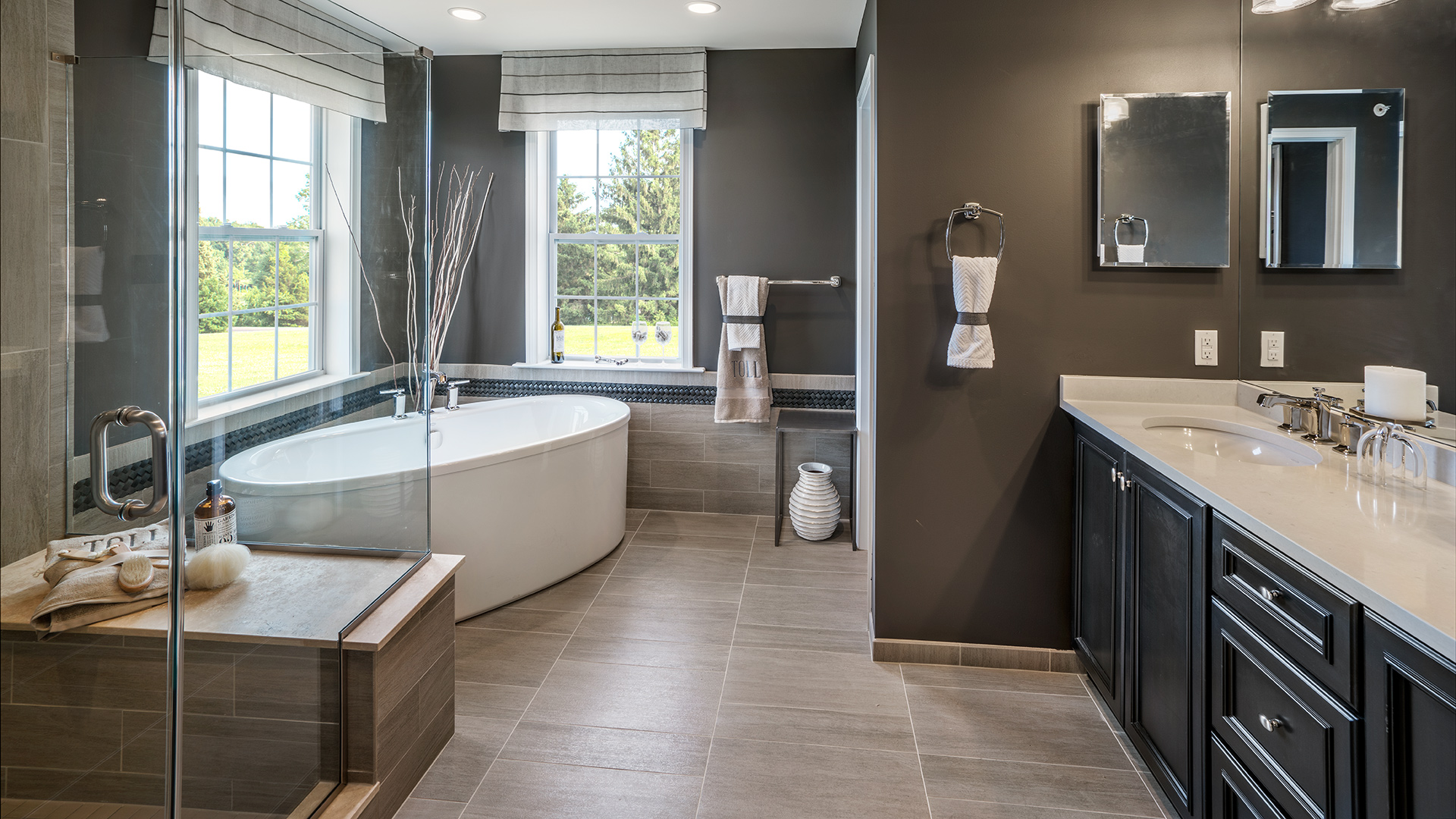Kitchen Inspiration Gallery | Toll Brothers® Luxury Homes on Model Bathroom Ideas  id=21932