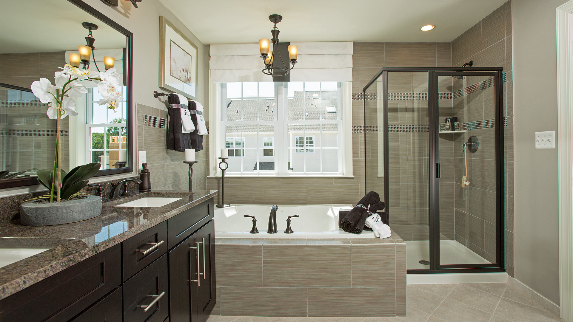 Kitchen Inspiration Gallery | Toll Brothers® Luxury Homes on Bathroom Model Design  id=80052