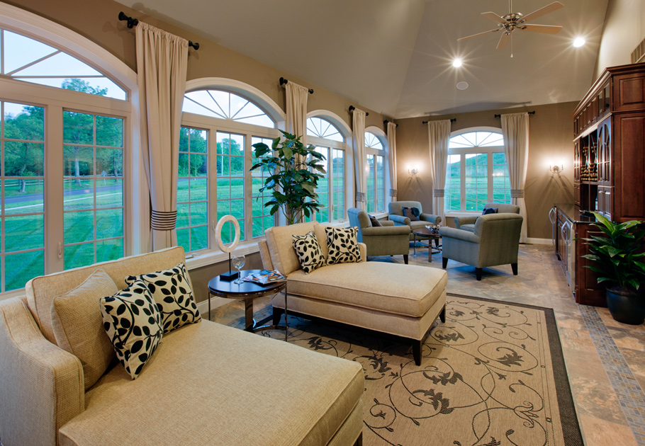 Elkton At Highlands At Holliston Luxury New Homes In
