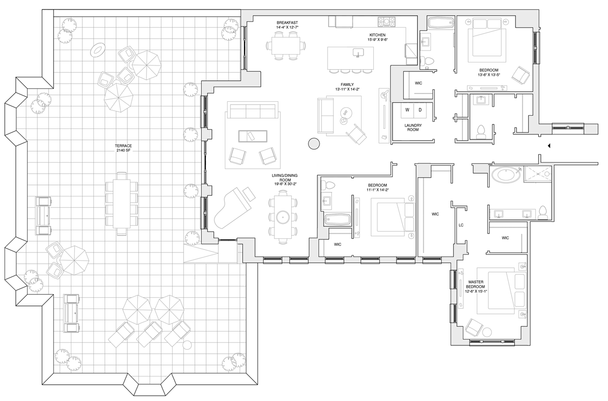 A Row Home