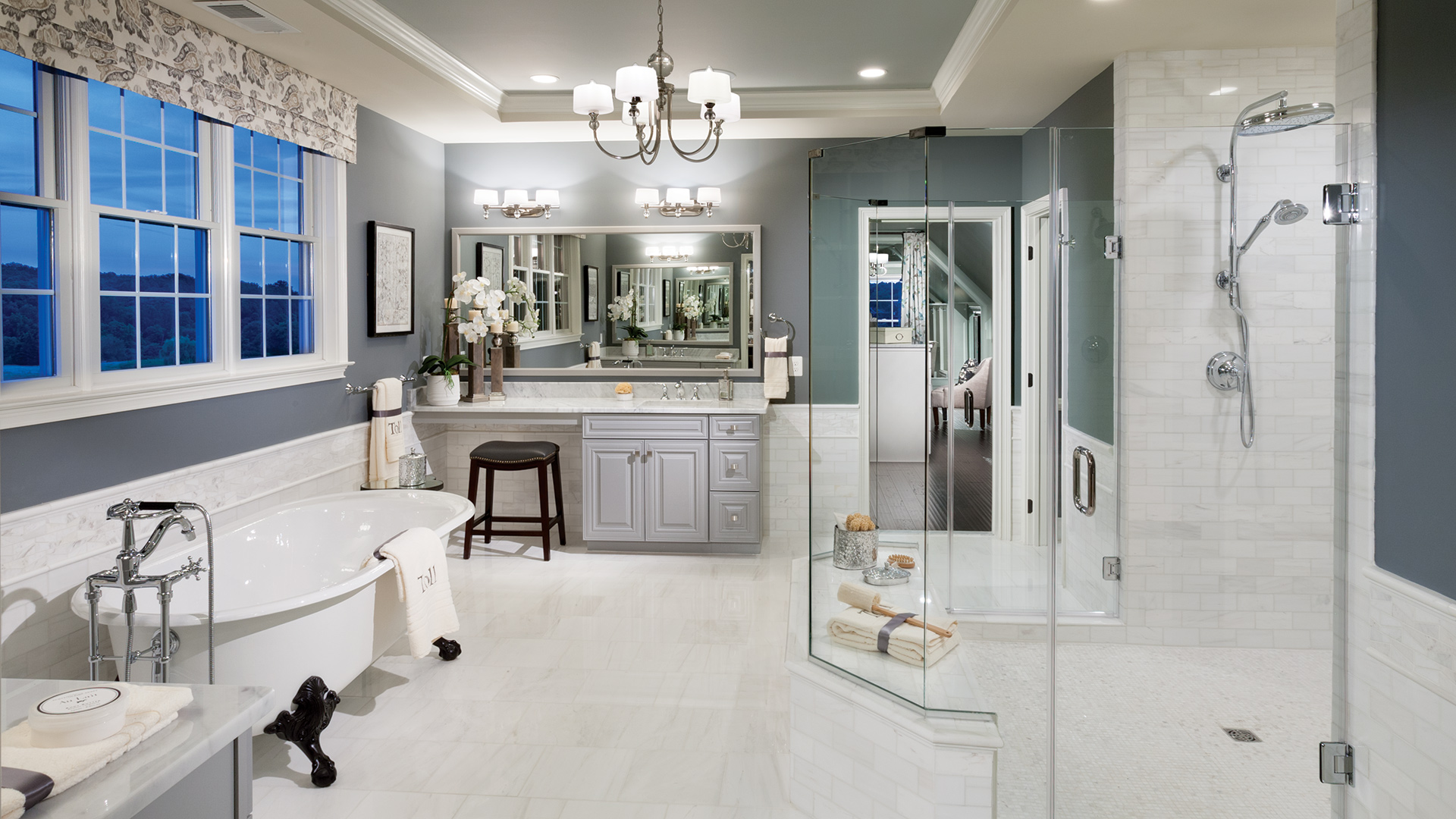 Kitchen Inspiration Gallery | Toll Brothers® Luxury Homes on Bathroom Model Design  id=89260
