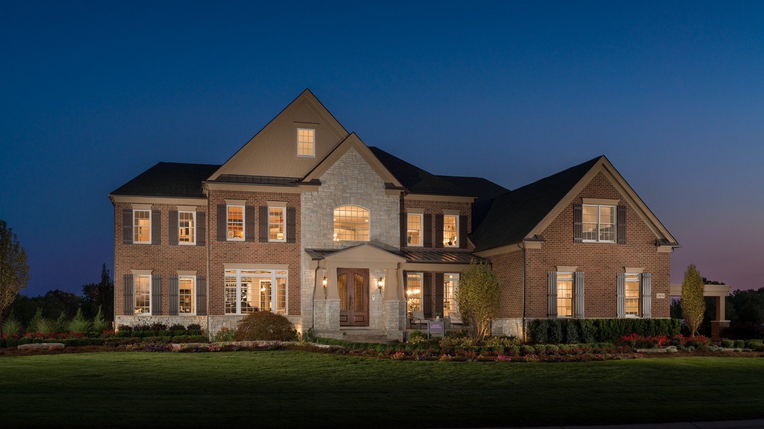 Toll Brothers at Montcaret | The Hollister Home Design