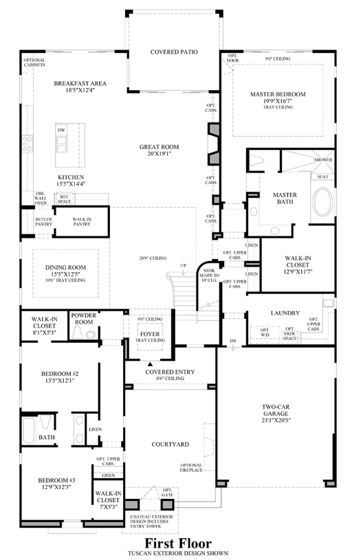 Home Addition Plans Ranch House