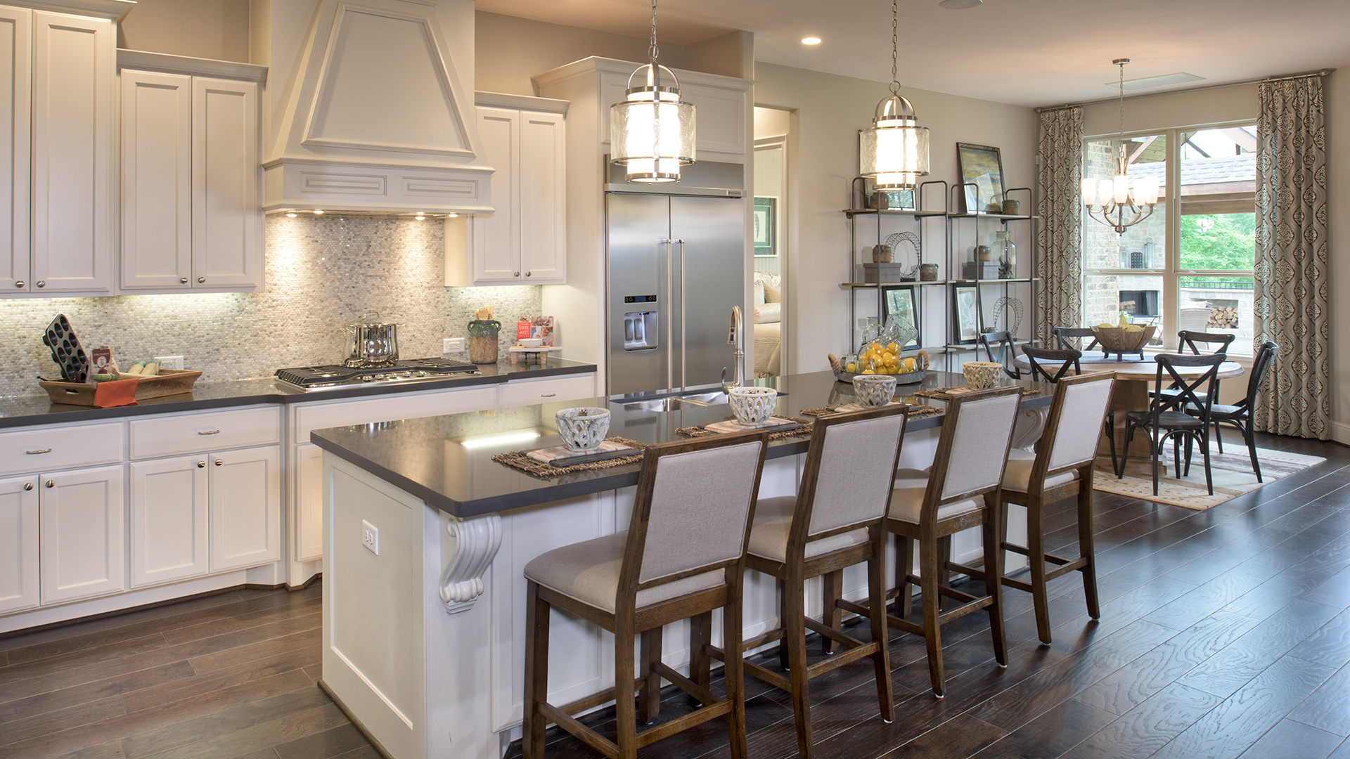 Kitchen Inspiration Gallery | Toll Brothers® Luxury Homes on Model Kitchen Images  id=45705