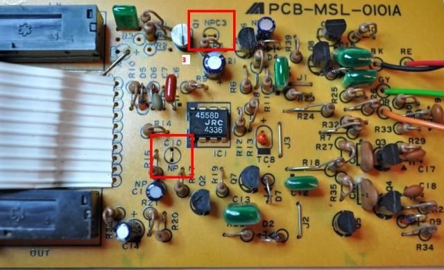 Ibanez Vintage Msl Metal Screamer Ts808 Modded
