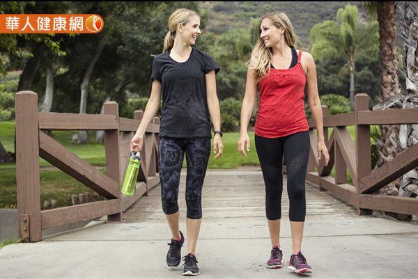 步行禪是一種找回心靈平靜、健康長壽的生活術。