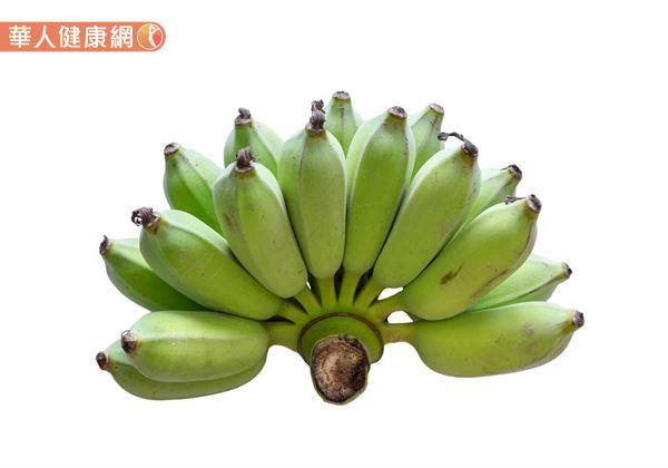 芭蕉肥而短(如圖)維生素A含量豐富。