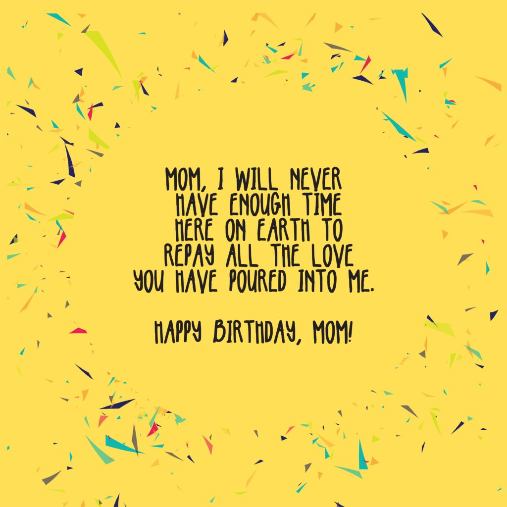 Top 185 Happy Birthday Mom Messages And Wishes Top Happy Birthday Wishes