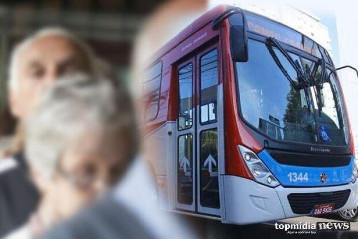 Marquinhos manda ônibus parar de vez e fecha rodoviária