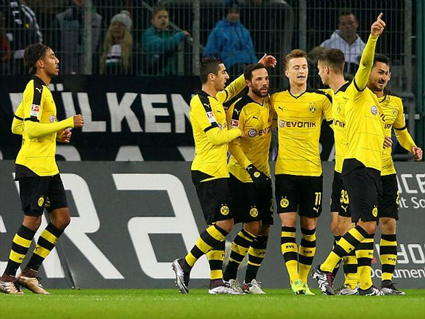 Ingolstadt x Borussia Dortmund
