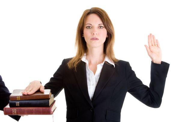 swearing-on-Bible