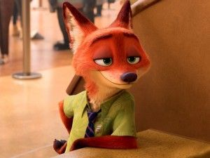 Nick Wilde from DMV scene in Zootopia. Image Credit: Disney