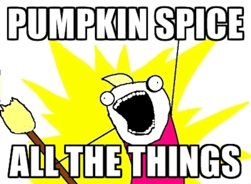 Pumpkin Spice Meme 1 Stony Brook Independent
