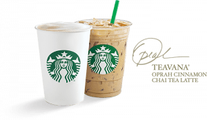 Photo from starbucks.com