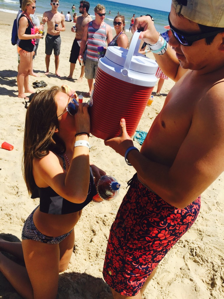 Having her get on her knees for pulls. TFM.
