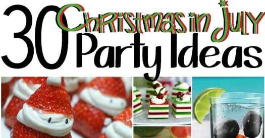 Christmas In July Party Decorations Decoration For Home