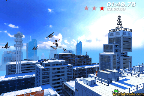 EA's Mirror's Edge Coming to iPhone – TouchArcade