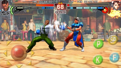 Street Fighter VI Mobile