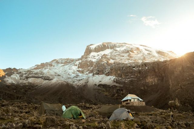 mount kilimanjaro 640x426 Volcanoes to Climb in East Africa