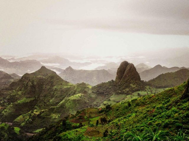 mount simien 640x480 Volcanoes to Climb in East Africa