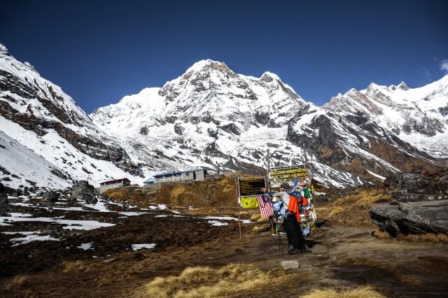 Image result for annapurna base camp