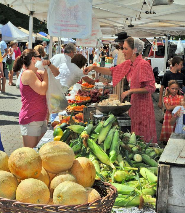 Farmers West Market Lafayette
